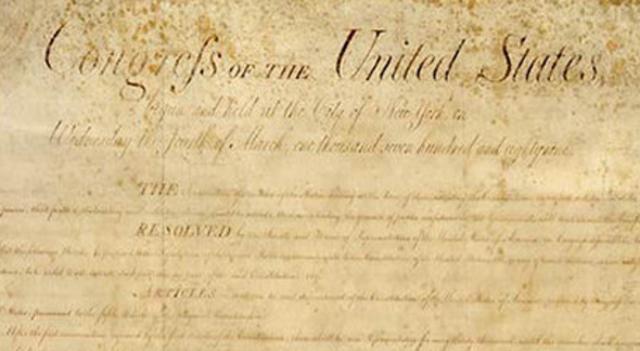 la Constitución Federal enpleno vigor