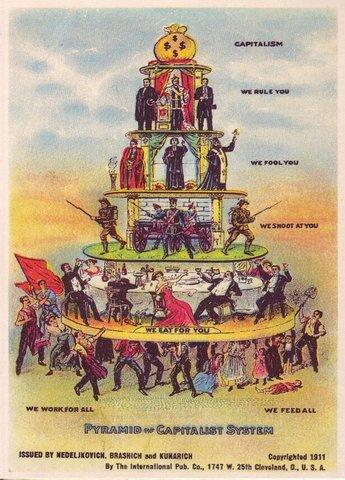 Lucha de clases sociales