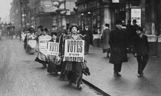 Igualdad al votar