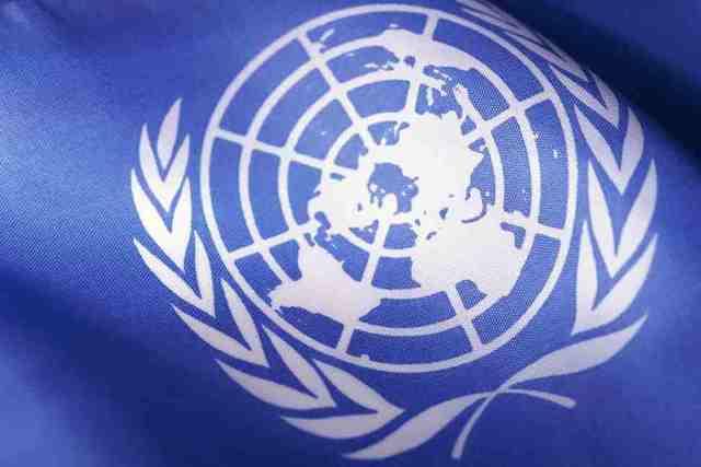 Surge la Organización de las Naciones Unidas.