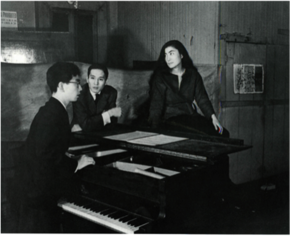 Yoko Ono begins hosting concerts at the Chamber Street Loft