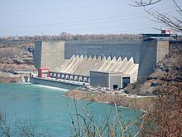 Niagara Falls Hydropower Station