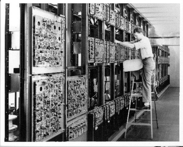 First General-Purpose Digital Computer