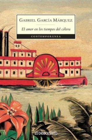 """Publicación de """"El amor en los tiempos del cólera"""""""