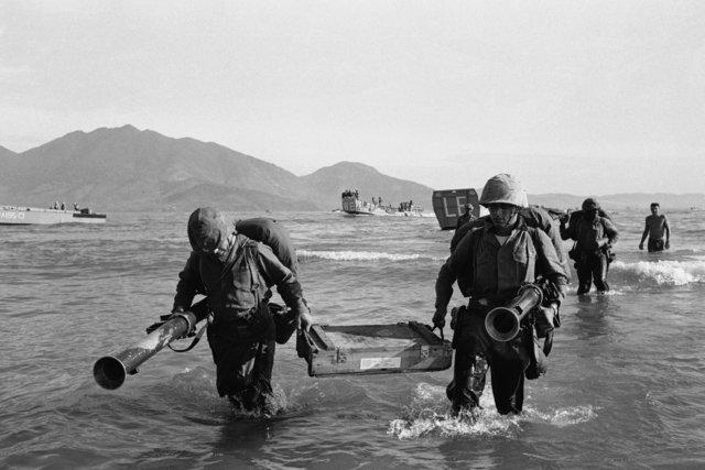 US Offically enters Vietnam War
