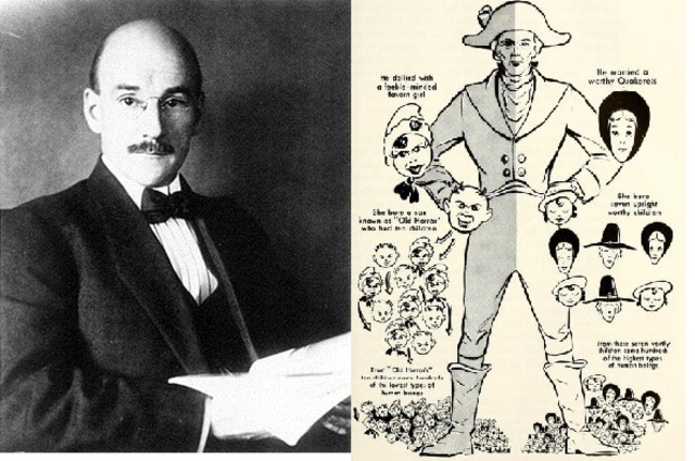 Henry H. Goddard and Eugenics