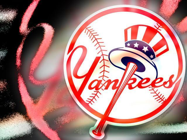 Mickey started playing for the new york yankees