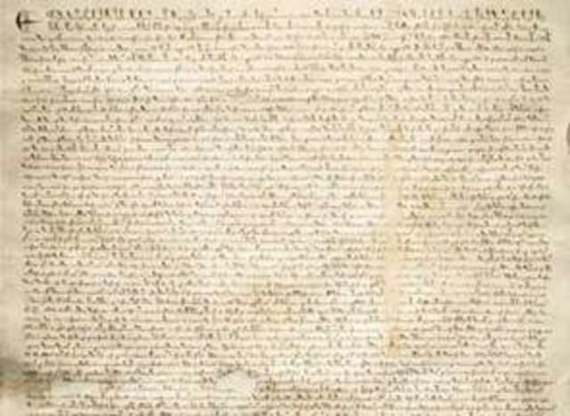 la tradicion juridica  inglesa y las declaraciones del derecho de los ex coonias inglesas de norteamerica.