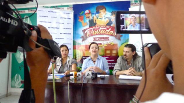 Lanzamiento del concurso Barrios Pintudos 2014
