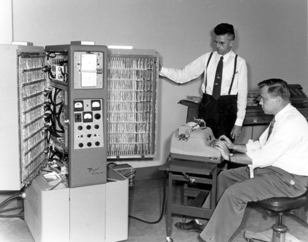 The Beginning of Computers
