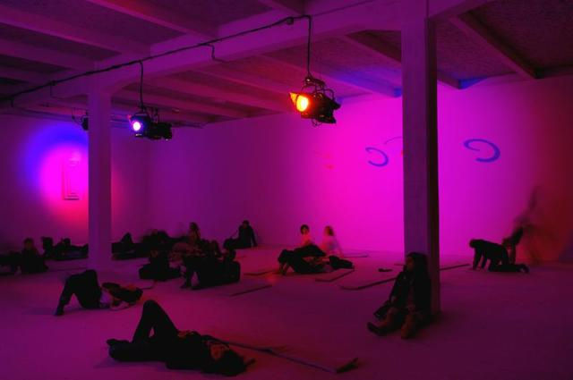 """La Monte Young holds first concert in his """"Dream House"""""""