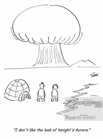 The Mushroom Cloud