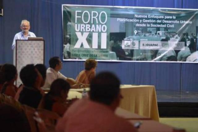 Conclusiones XII Foro Urbano