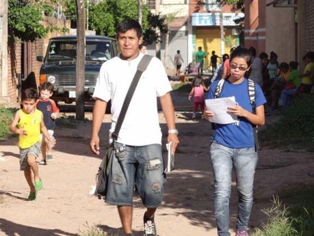Arrancó el censo en el Barrio Jigote