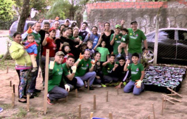 ¡Un espaldarazo al Vivero forestal en el Barrio Jigote!