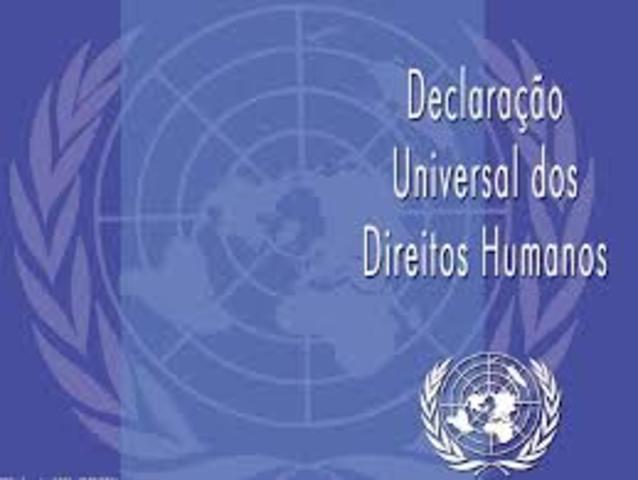 Declaração Universal dos Direitos Humanos (DUDH)