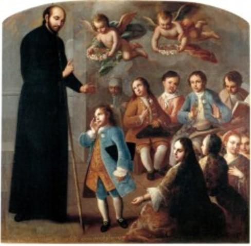 Concepción Jesuíta. En la reforma.