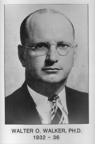 WALTER O. WALKER