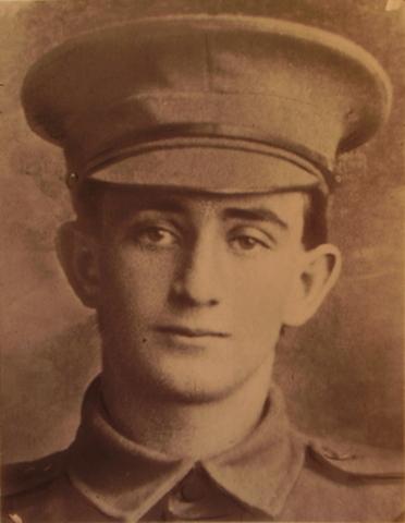 Private Jim Martin