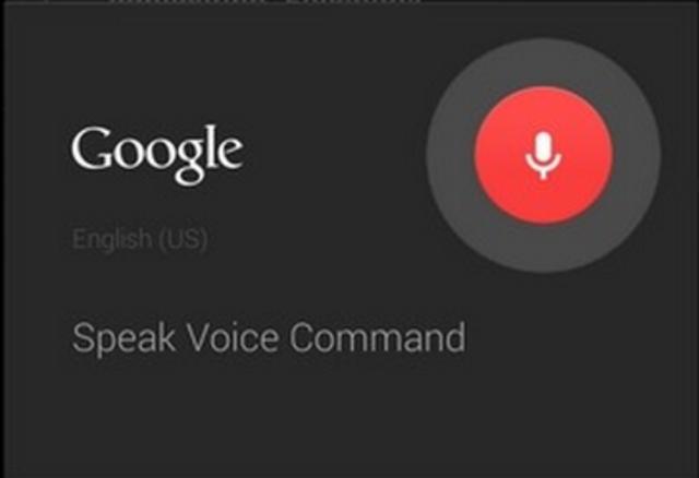 El reconocimiento de voz