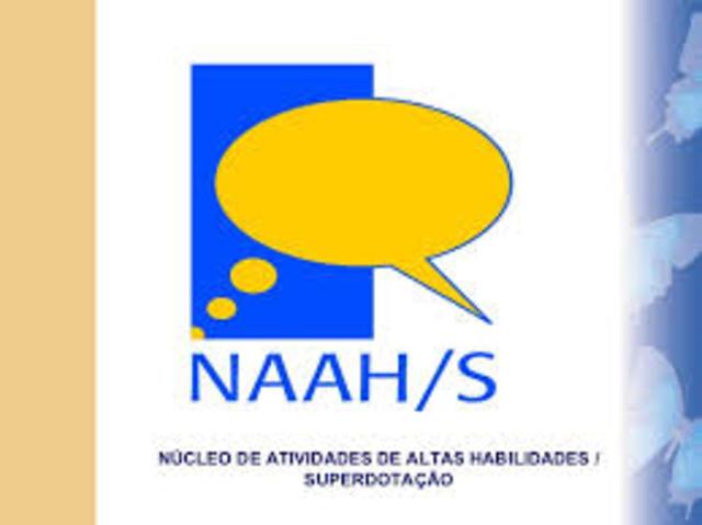 Núcleos de Atividades de AltasHabilidades/Superdotação (NAAH/S)