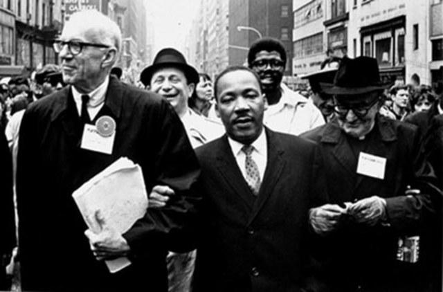 Martion Luther King Jr. speaks on Vietnam