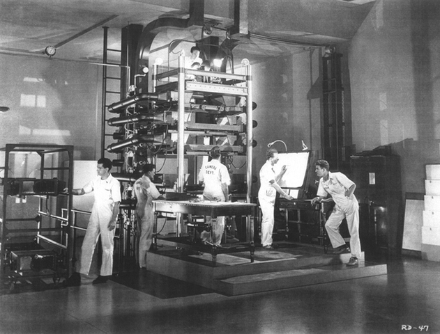 Multiplane Camera is first used