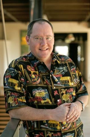 John Lasseter is born