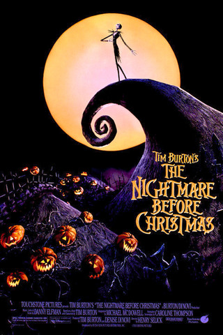 The Nightmare Before Christmas Premieres