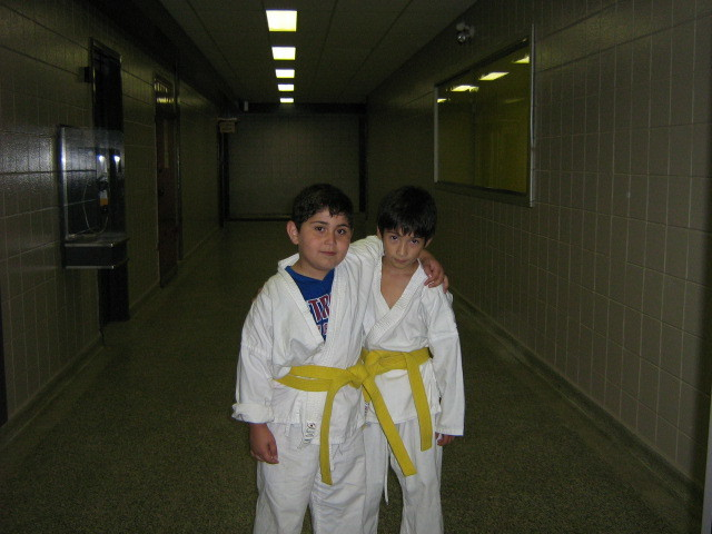 Started Martial Arts