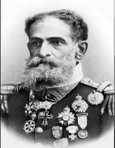 A Eleição de Marechal Deodoro da Fonseca como presidente do Brasil e de Marechal Floriano Peixoto como vice