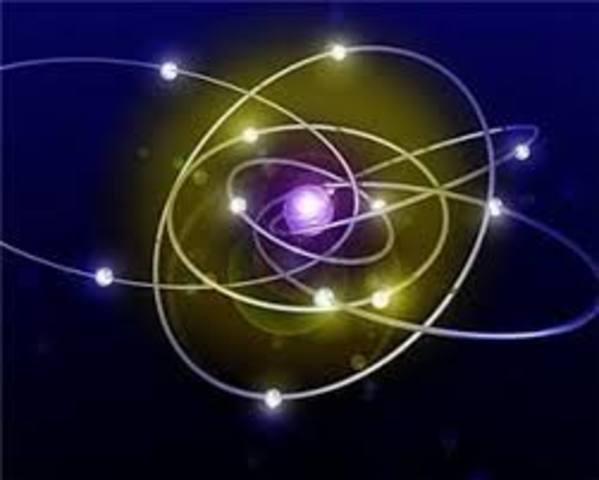 los átomos tienen firmas de lúz