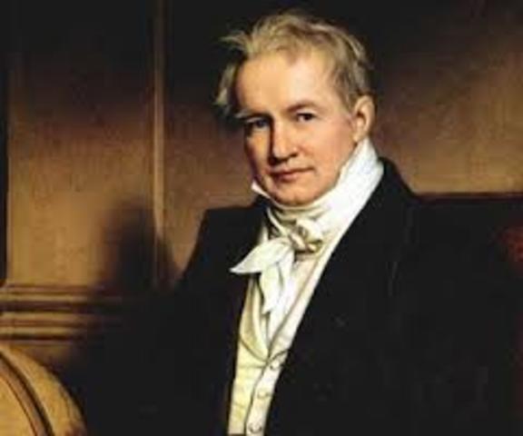 Alejandro Von Humboldt