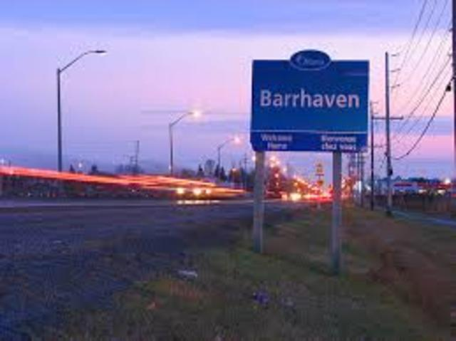 Moved to Barrhaven