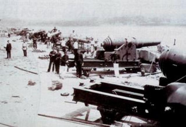A Segunda Revolta da Armada.