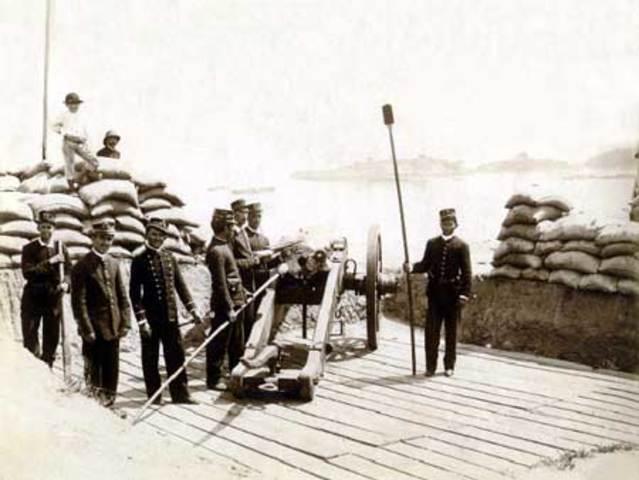 O Fim da Revolta da Armada.