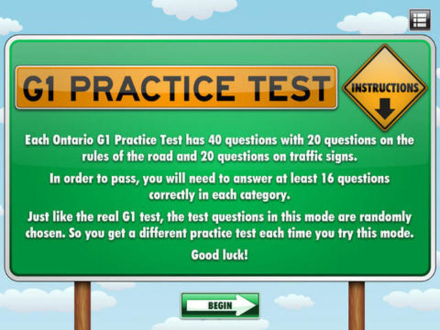 G1 Test