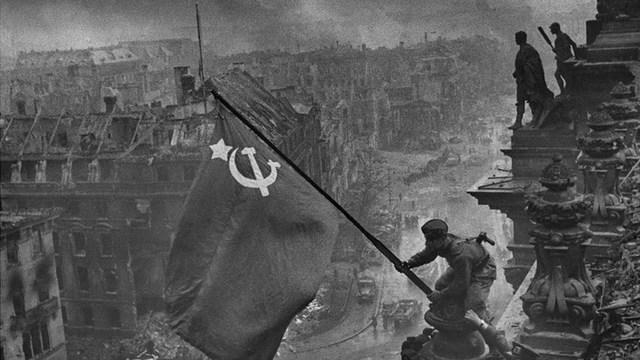 La toma de Berlín