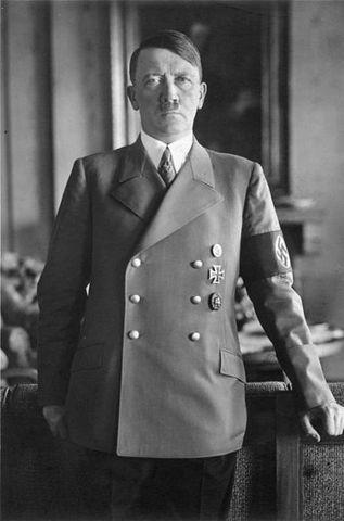 Muerte de Adolf Hittler