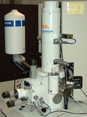 Microscopio electrónico de barrido