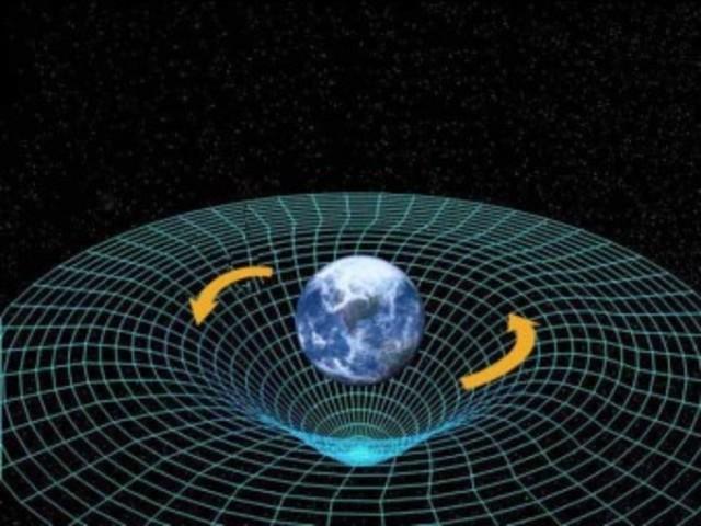 Albert Einstein sviluppa la Relatività Generale