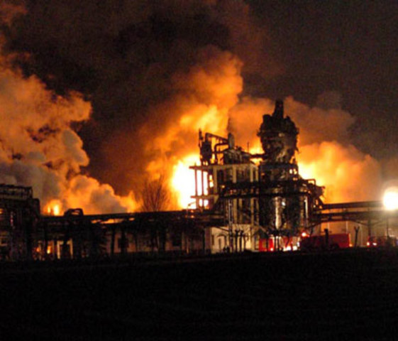 Jilin Chemical Plant Explosions