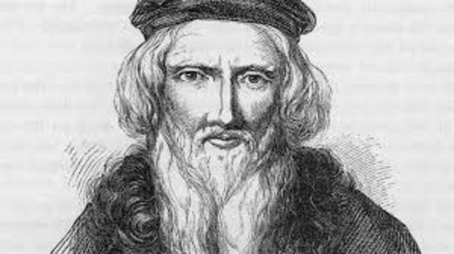 John Cabot - First Voyage