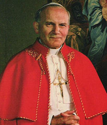 Karol Wojtyła primo papa non italiano