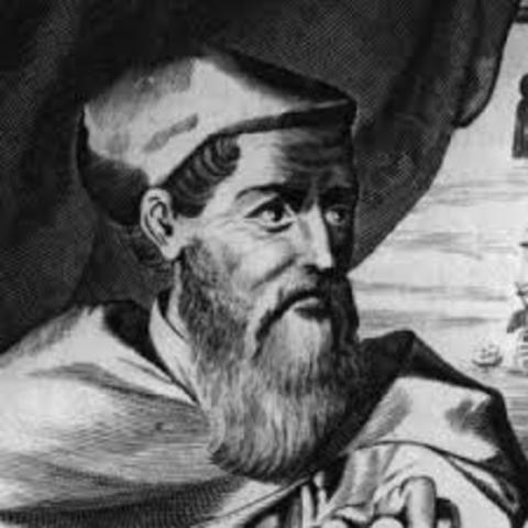 Amerigo Vespucci - First Voyage