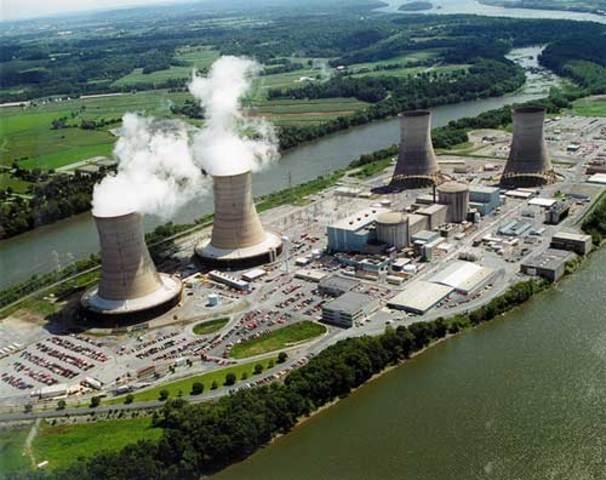 The Three Mile Island Nuclear Explosion