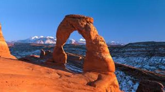 Arches National Monument/Park