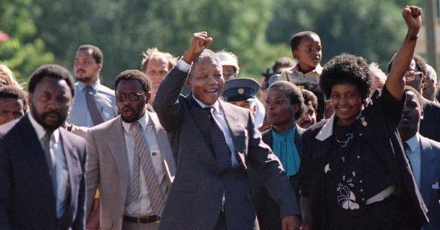Fine dell'apartheid