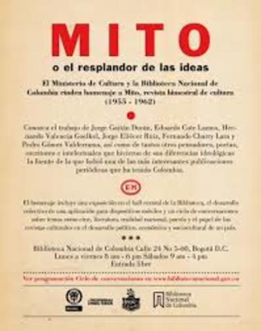 la primera revista Mito