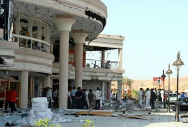 Attentati del 23 luglio 2005 a Sharm el-Sheikh